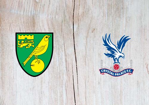 Norwich City vs Crystal Palace -Highlights 1 January 2020