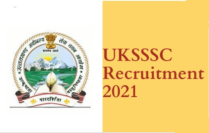 Uttarakhand state (Environmental Supervisor, Lab Technician and others) Recruitment 2021 – Apply