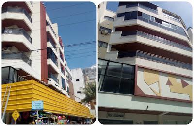Apartamento para locação para 12 pessoas e 05 dormitórios