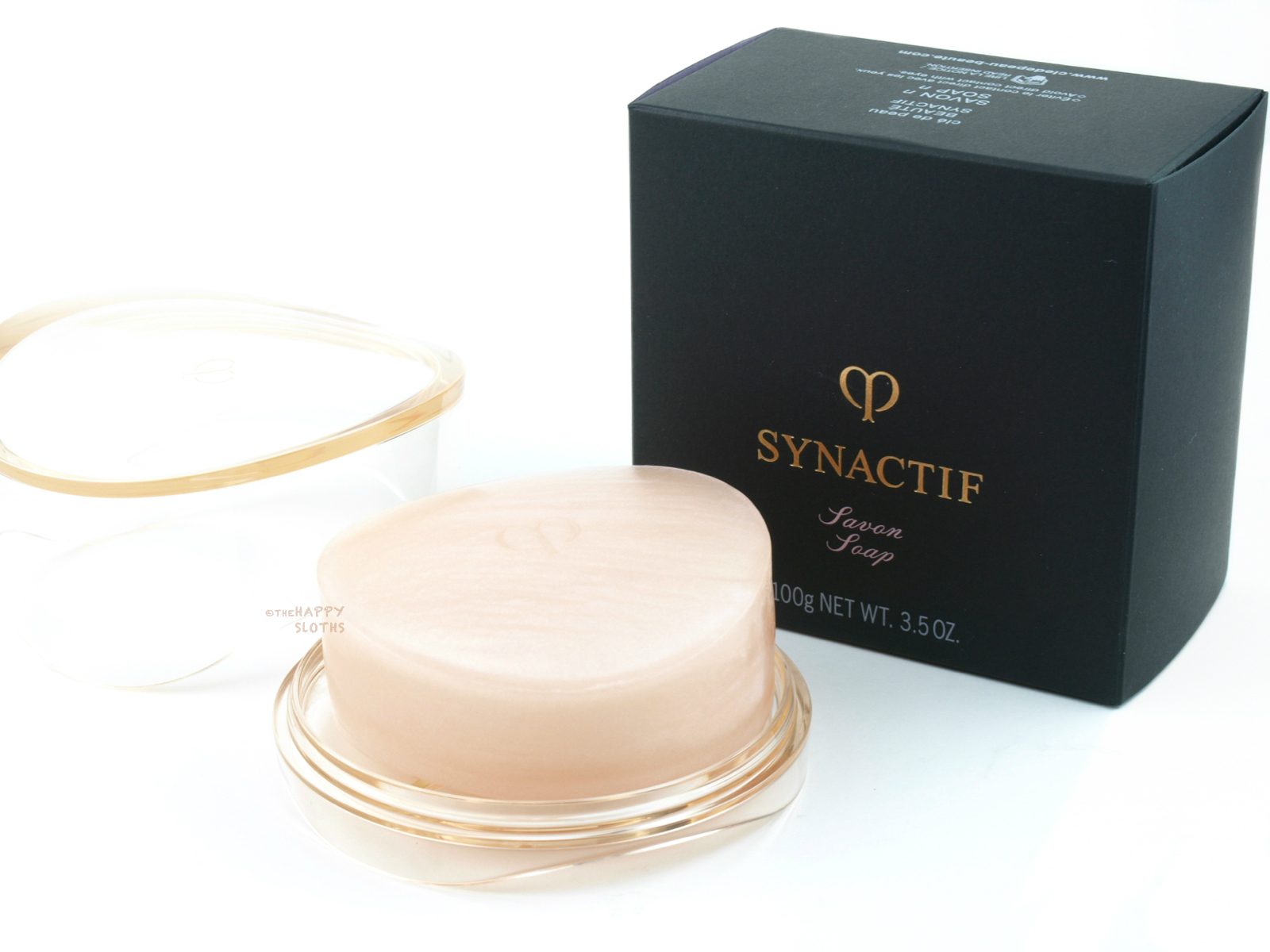 Clé de Peau Synactif Soap: Review