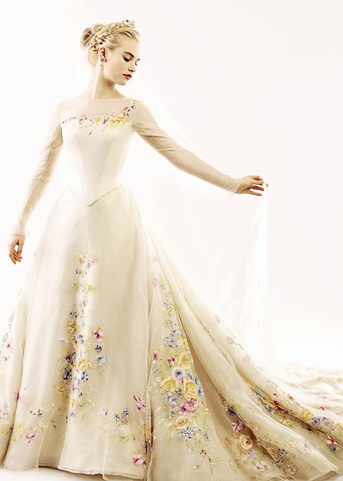 Satchel: Be A Disney Cinderella Bride With Alfred Angelo ...