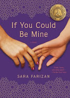 If You Could Be Mine by Sara Farizan book cover and review