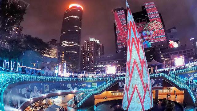 Giáng sinh ở Đài Loan có gì hot hút giới trẻ