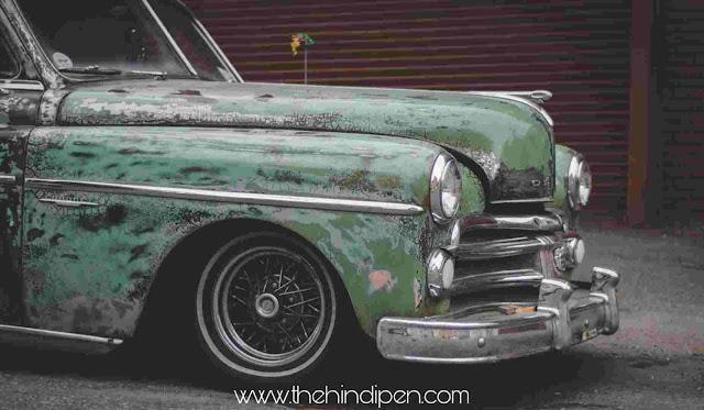 Ahmdebadad Vintage Car Museum