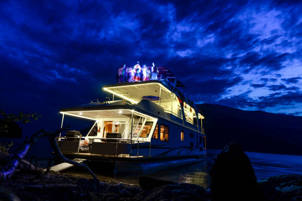 Boat Party – Having the Time of Your Life