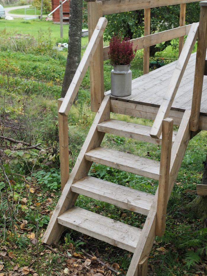 portaat puumajaan