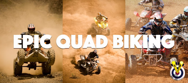 Epic quad biking images