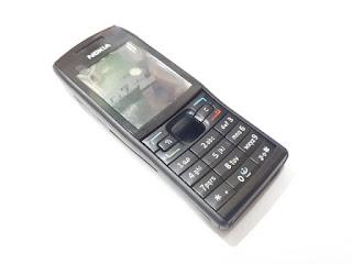 Casing Nokia E50 Jadul Fullset Plus Keypad Tulang Langka