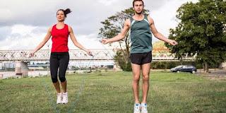 Cara Menurunkan Berat Badan Dengan Lompat Tali