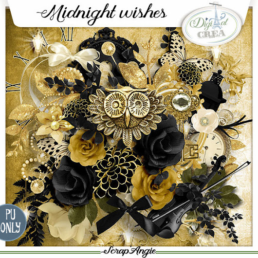 Midnight wishes kit