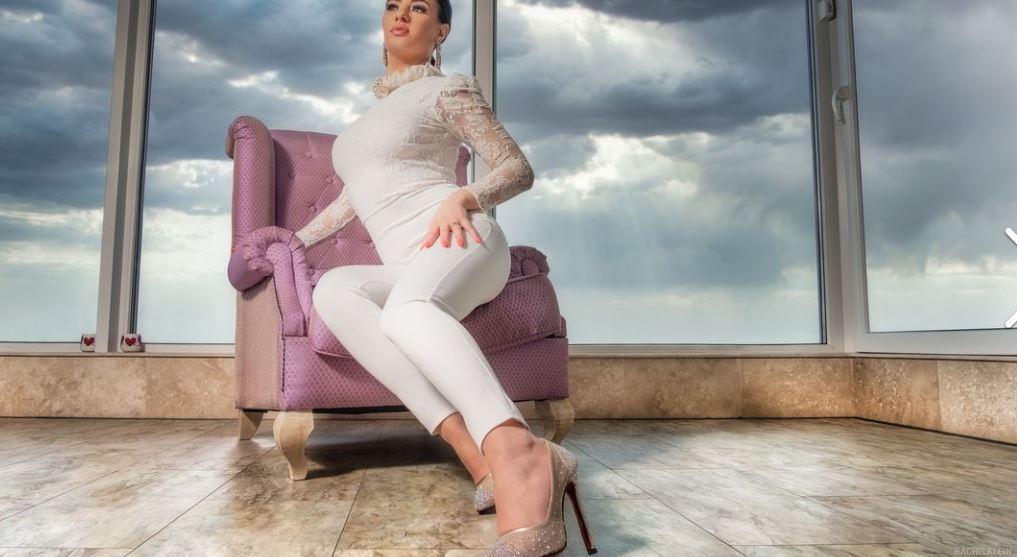RachelKlein Model GlamourCams