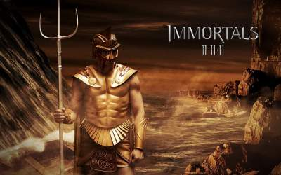 Immortals (2011) 3D Movie Hindi English Telugu Tamil HSBS