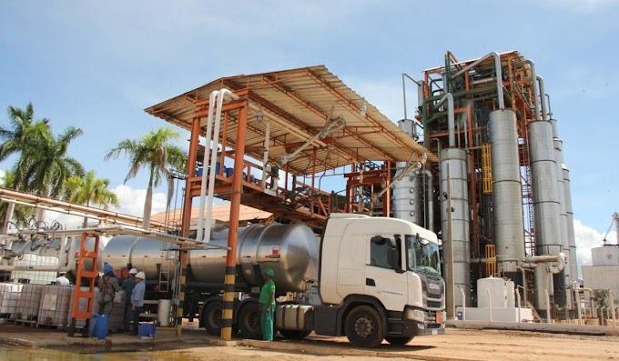 Usinas da Bahia vão doar 260 mil litros de álcool 70% para a saúde pública