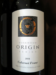 Rosewood Estates Origin Cabernet Franc 2014 (89 pts)