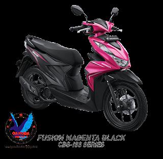Tipe Varian Warna Terbaru Honda New BeAT 2020