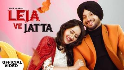 Inder Nagra - Leja Ve Jatta Lyrics