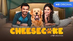 Cheese cAKE web series on youtube,