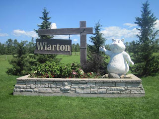 Welcome To Wiarton.