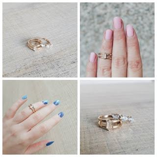 Clothes & Dreams: Instadiary: redescovering my knuckle ring collection