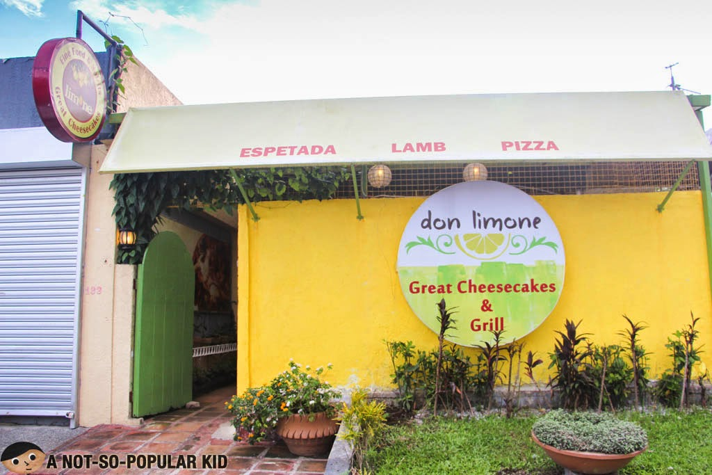 Don Limone - Great Cheesecakes & Grill