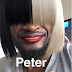 Lobatan! Peter Okoye of P Square dresses up as a woman...photo