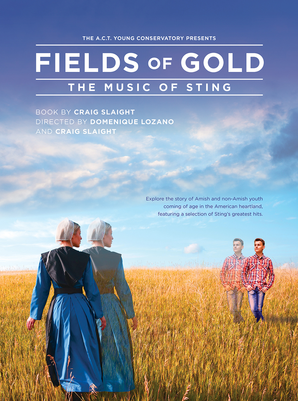 sting and the amish meet in i fields of gold the music of sting i