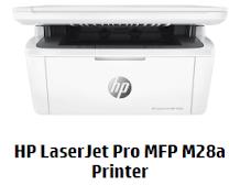 HP LaserJet Pro MFP M28a Driver Downloads