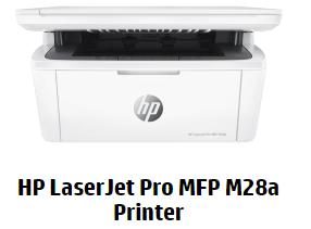 HP LaserJet Pro MFP M28a Driver Downloads - Drivers & Software Download