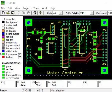 5 Software Untuk Mendesain Pcb Printed Circuit Board Gratis Terbaik Brankaspedia Blog Tutorial Dan Tips