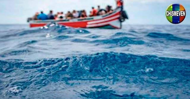 30 Balseros venezolanos naufragaron en Güiria - Apenas 4 rescatados