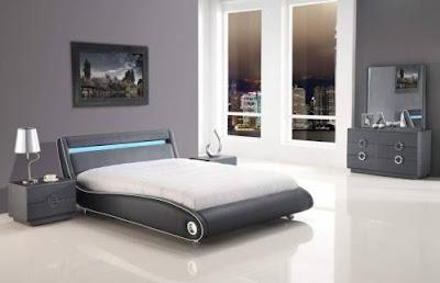 Desain Kamar Tidur Minimalis Kontemporer Menakjubkan