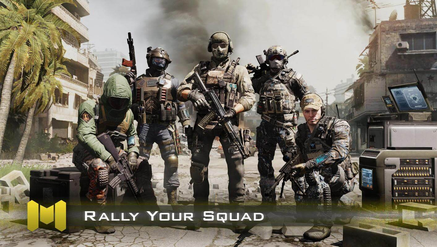 Call of Duty Mobile v 1.0.16 APK