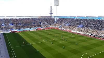 PES 2021 Stadium Vonovia