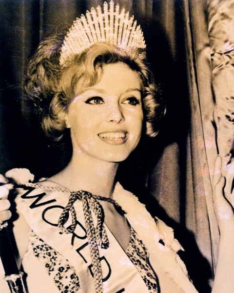 Miss World Of 1959 – Corine Rottschäfer