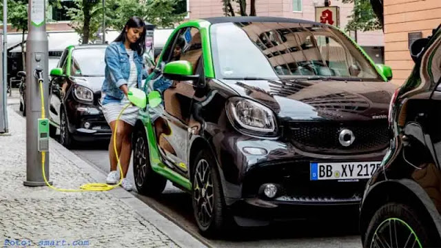 Spesifikasi Smart Car