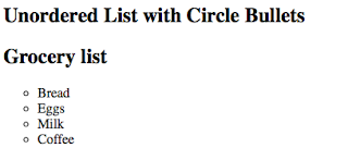 circle bullet pada unordered list html