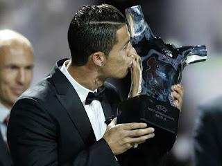 , Amazing! Cristiano Ronaldo named Best Player in Europe, Latest Nigeria News, Daily Devotionals & Celebrity Gossips - Chidispalace