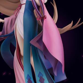 Su Jier 1/8 del anime Yaoguai Mingdan - Myethos