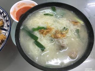鴨肉湯炊粉