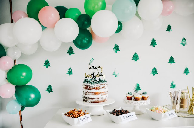 Diy Decoration for a Cheap Birthday