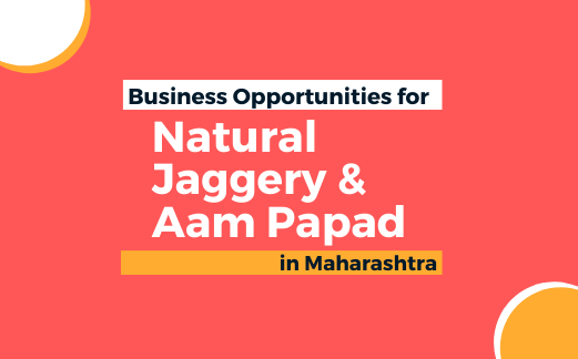 Business Opportunities for Natural Jaggery and Aam Papad in Maharashtra