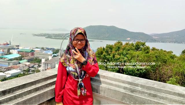 Ke Songkhla City ::: Tang Kuan Hill & Samila Beach