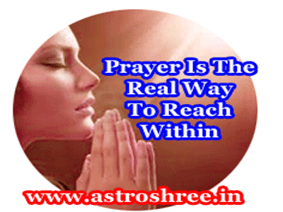 benefits of prayers by astrologer