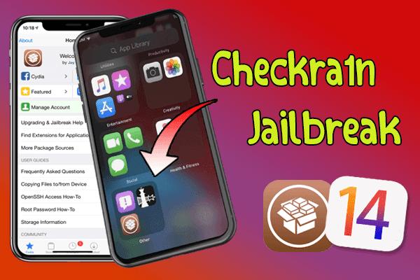 https://www.arbandr.com/2020/09/Checkra1n- iOS14-jailbreak-release.html