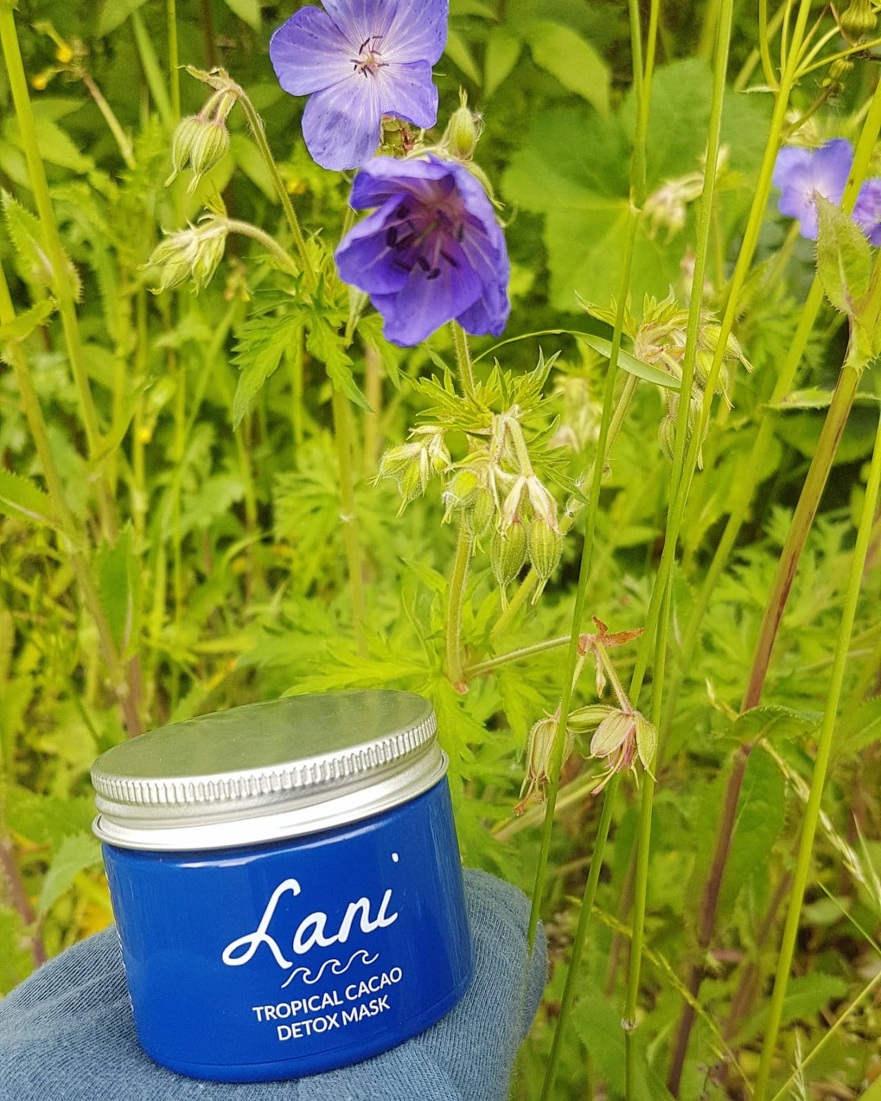 Lani Tropical Cacao Detox Mask Review