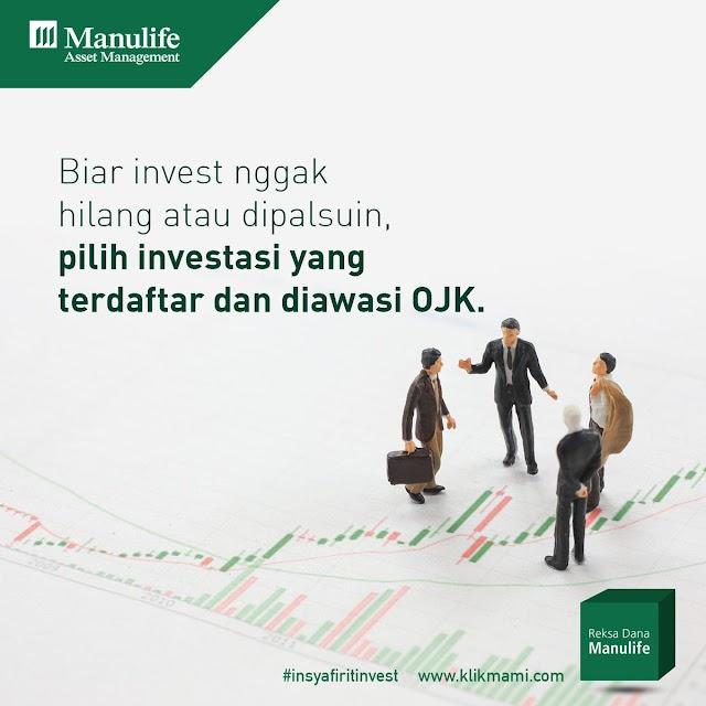 Investasi Reksa Dana Bulanan Manulife Indonesia