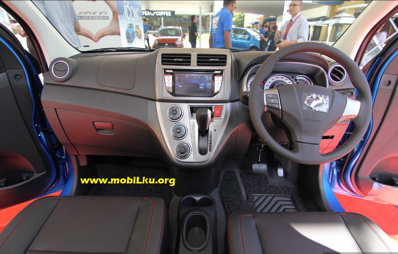 Foto Mobil Ayla 2018 Terbaru Tahun Ini Kawan Modifikasi