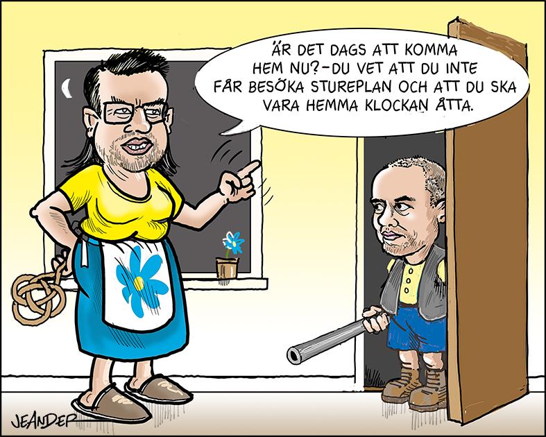 JEANDERS BILDBLOGG: Problembarn!