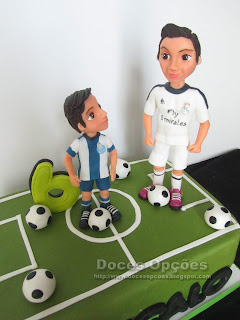 cr7 birthday cake