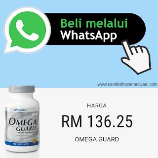 Beli Whatsapp Omega Guard Minyak Ikan Shaklee